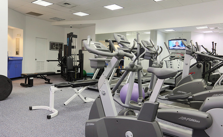 Park Plaza Fitness Center